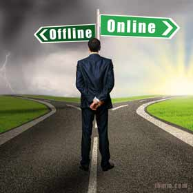off-and-online